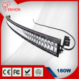 180W Epistar Dual Rows Curved LED Light Bar