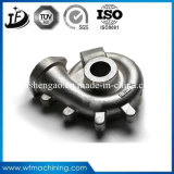 Carbon Steel Precision Casting Pump Housing as Per Drawings