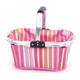 Picnic Basket Cooler Tote Bag