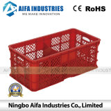 Plastic Turnover Basket Injection Mould Fo Fruit and Vegetable