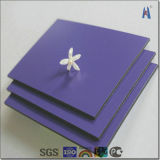 Silver Aluco Panel with Good Quality in Guangzhou