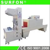 China PE Film Beverage Bottle Sleeve Shrink Packing Machine (GH-6030+SF-6040E)