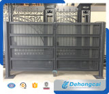 Safety European Style High Quality Aluminum Villa Yard Gate