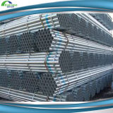 Cold Rolled Round Galvanized Steel Pipe Trade, Construction Material