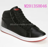 High Leather Sneaker Shoes