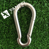 Stainless Steel 316 Spring Snap Hook of Chain Hook