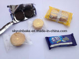 One Row (2+1) Biscuit Sandwiching Machine Connected Packaging Machine