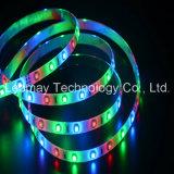 RGB LED Strip Light SMD3528 6LEDs Per Unit LED Kit