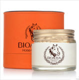 Skin Care Natural Whitening Moisturizing Face Beauty Cream, Horse Oil Cream