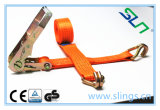 Ratchet Strap with Hooks (SLN RS01) Ce GS