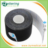 Elastic Cotton Sports Therapy Tape 5cmx5m Black Colour