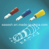 PVC Insulated Male Bullet Crimp Terminals