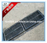 Casting Iron En124 B125 Square Gully Grids with Frame