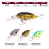 in Stock Hard Fishing Crankbait Lure