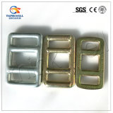 High Quality Forging Galvanized One Way Lashing Buckle for Strap