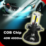 Hot Sales LED Light Bulb for Cars Universal 12V/24 H4 H7 H11 9004 9005 9006 9007 Hb3 Hb4