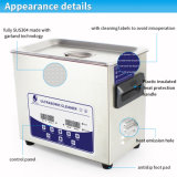 Portable Ultrasonic Transducer Cleaner with Digital Timer Jp-010t