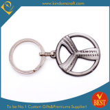 Customized Logo Zinc Alloy Stamping 3 D Key Ring From China in High Quality