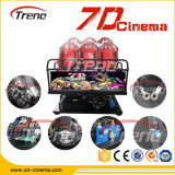 Newest 7D Kino 7D Theater 7D Cinema Equipment for Sale