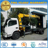 Dongfeng LHD Rhd Truck Mounted with Crane Lifting Lorry Truck