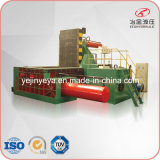 400ton Horizontal Scrap Steel Recycling Machine (25 years factory)