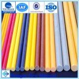 High Strength Fiberglass Reinforced Plastic Rod/GRP Round Bar/FRP Rod