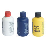 Gafle/Oemfaint Yellow Plastic Bottle 200ml DOT 3 Brake Oil Fluid