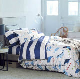 100% Cotton Bedding Set with Many Colour Choice
