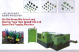 High Speed Nuts and Spare Parts Forging Machine