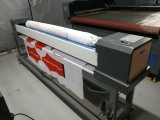 Cloth Garment Printed Fabric Automatic Edge Tracking Cutting Machine
