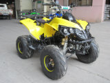 Reverse Gear in Max Speed of 65km/H with New Kawasaki Style 125cc ATV Quad (ET-ATV048)