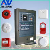 Aw-Afp2100 Series Addressable Fire Alarm Control Panel with GSM, FM200
