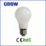 A55 LED Ceramic Glass Bulb E27 LED Lamp (GR854)