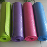 Fitness Equipment Anti-Slip Yogo Mat with Four Colours