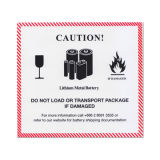 Color Print Label Caution Label/Warning Sticker/Selling Labal/Sign Sticker