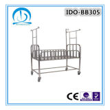 High Quality Stainless Steel Infant Hospital Bed