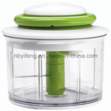 Home Products Plastic Mini Pull Food Chopper
