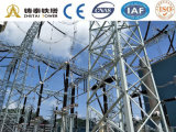 Angle Steel Substation Structure Frame