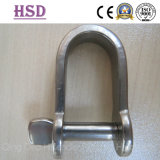 Stainless Steel Plate D Shackle, Nickle 10%-12%