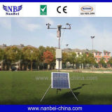 Outdoor Microclimate Atmosphere Monitoring Weather Station