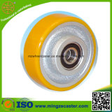 European Type Industrial Polyurethane Caster Wheel