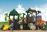 2015 Hot Selling Outdoor Playground Slide with GS and TUV Certificate (QQ14011-1