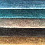 Polyester Burnout Knitting Velvet Sofa Fabric(Br002