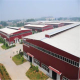 Prefab Steel Structural Workshop with Best Layout