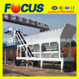 Advanvced Electric Control Mobile Concrete Batching Plant Yhzs25 with Ce Certificate