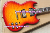 Sg Style Afanti Electric Guitar (ASG-546)