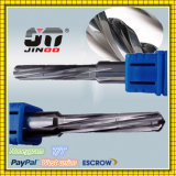 Tungsten Solid Carbide 4 Flute Left-Hand Taper Reamers for South American Market