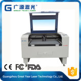 Hot Sale 900*600 CO2 Laser Cutting Machine for Fabric