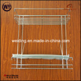 Kitchen Cabinet Pull out Storge Wire Basket