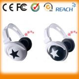 Black and White Fashion Great Headphone